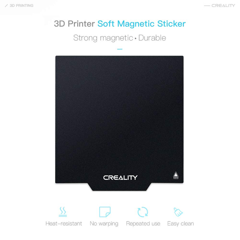 Creality 3D Flexible Removable Magnetic Print Surface for Ender 3/3 pro/5 - 235 x 235mm