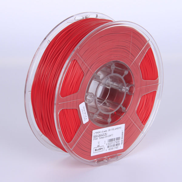 eLastic TPE Flexible Filament by ESun 1.75mm