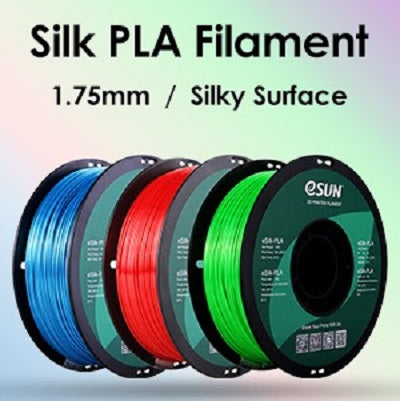 eSilk PLA by eSun - 1.75 mm
