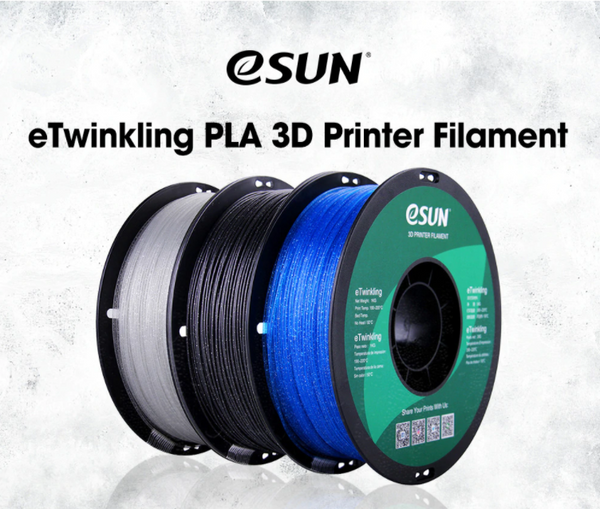 eTwinkling PLA by eSun - 1.75 mm