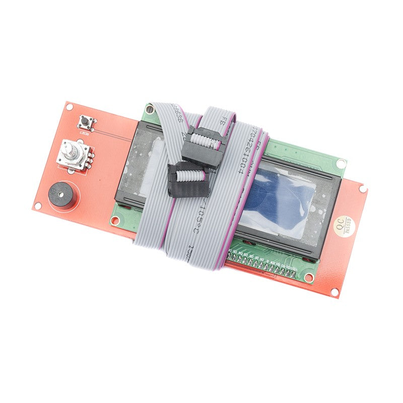 Prusa LCD unit (replacement assembly)