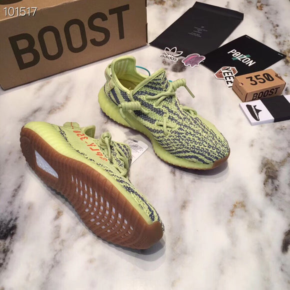 Adidas Yeezy Boost 350 V2 Zebra YELLOW