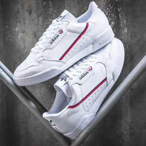 Adidas Continental WHITE/BLUE/RED