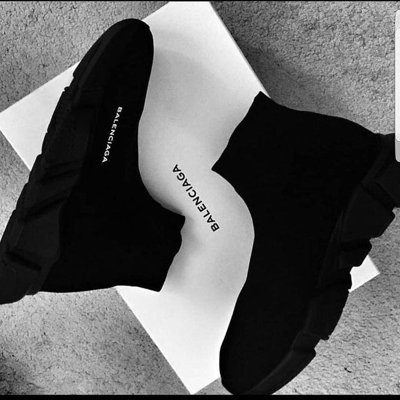 Balenciaga Speed Trainer All-Black