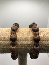 Load image into Gallery viewer, Wooden Beaded Bracelet