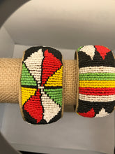 Load image into Gallery viewer, Large African Bangle