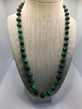 Load image into Gallery viewer, Genuine Malachite Pearls
