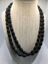 Load image into Gallery viewer, Elegant Black Ceramic Pearl Jewelry Set