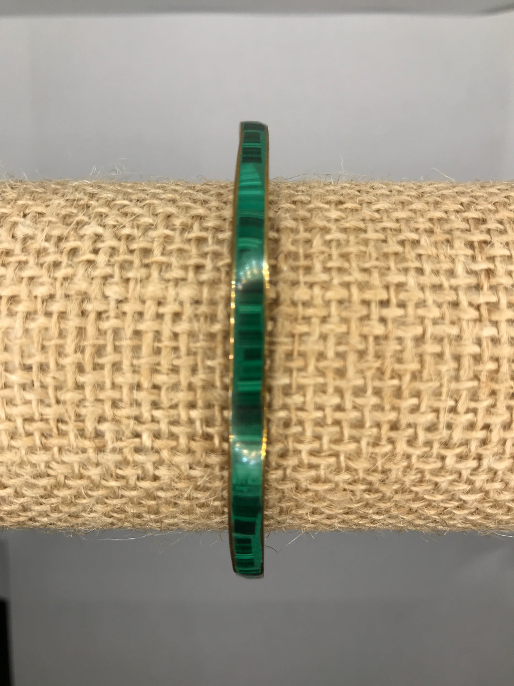 Genuine Malachite Bracelet
