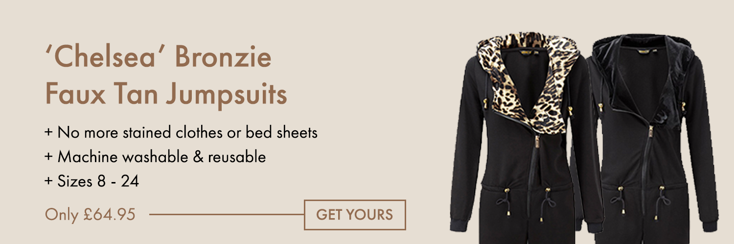 Fake Tanning Onsie - Washable & Reusable