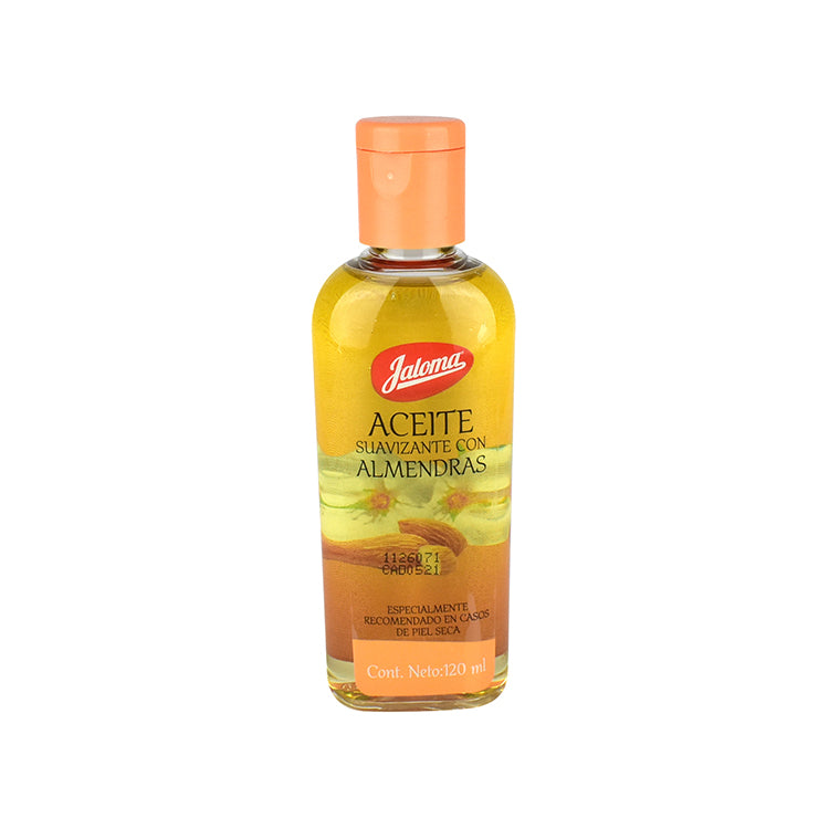 ACEITE DE ALMENDRAS PET 120ML