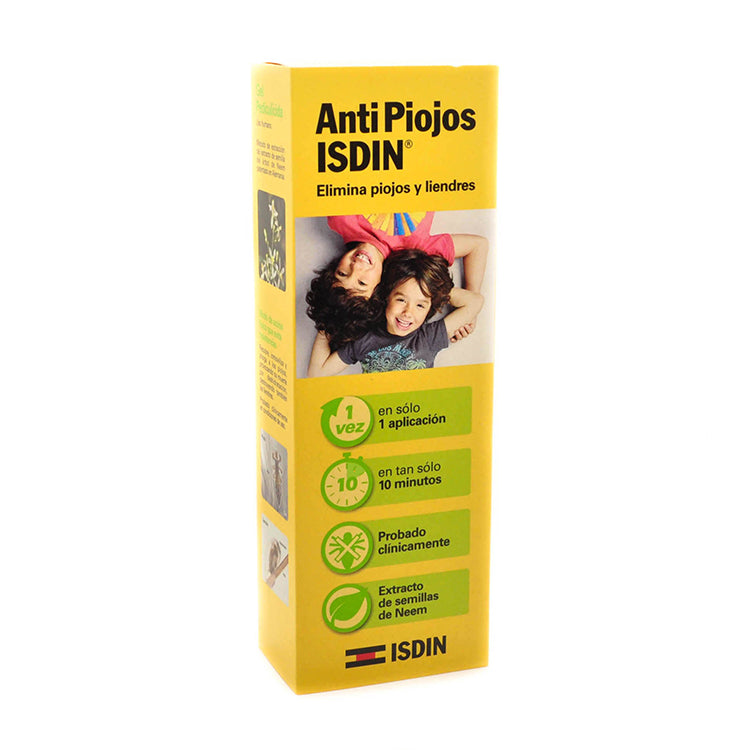 ANTIPIOJOS ISDIN GEL 100ML