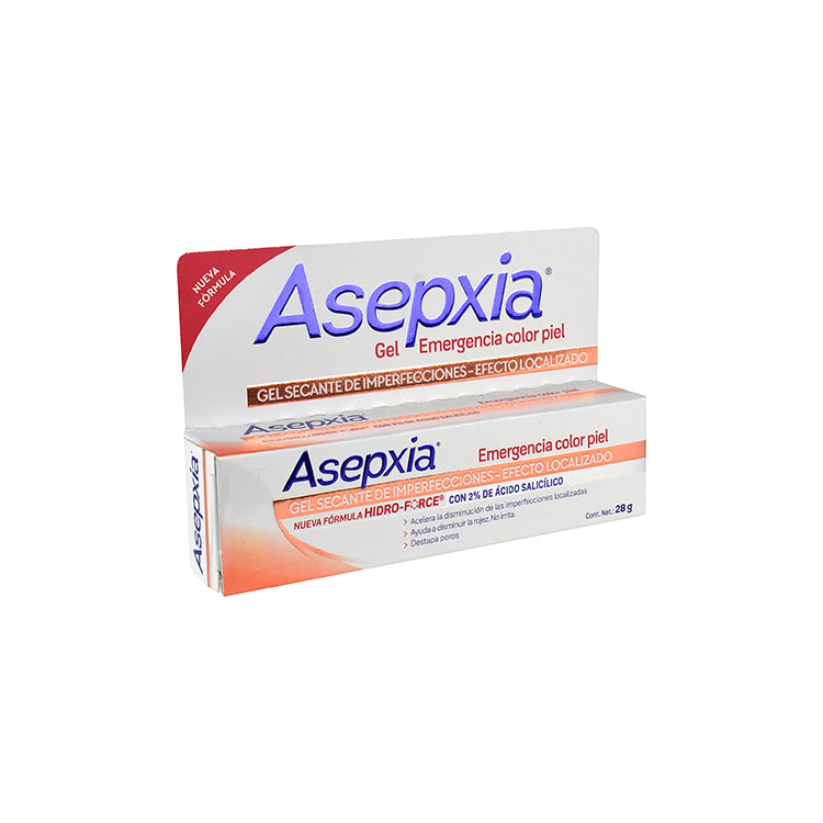 ASEPXIA CAMUFLAGE CREMA 28G