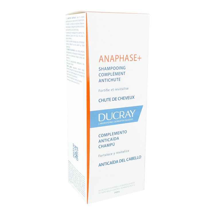 DUCREMAY ANAPHASE SHAMPOO 200ML