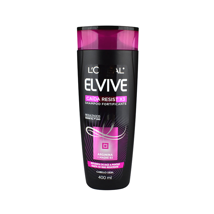 ELVIVE SHAMPOO ARGININA 400ML