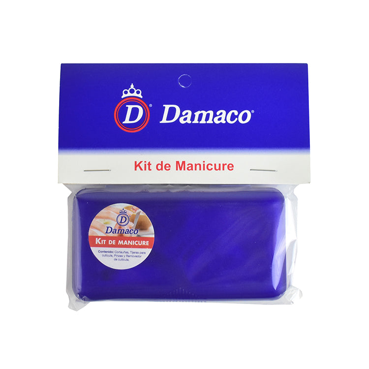KIT DE MANICURE DAMACO