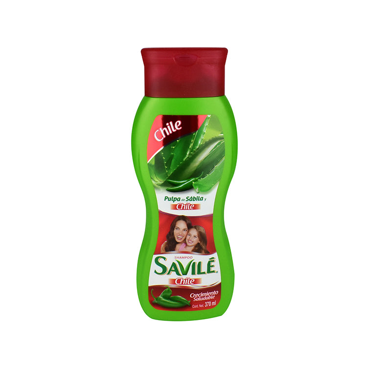 SAVILE SHAMPOO CHILE 370ML