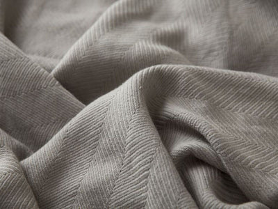 Nodi - Twill Throw: Clay