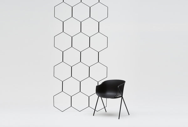 Hex Screen Room Divider