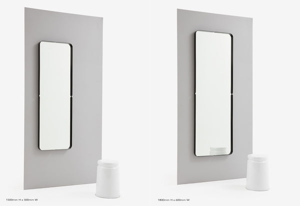 Press Mirror - Rectangle
