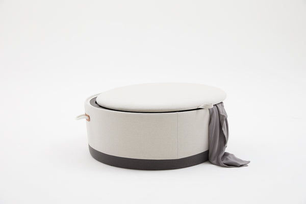 Duffel Ottoman - with Storage