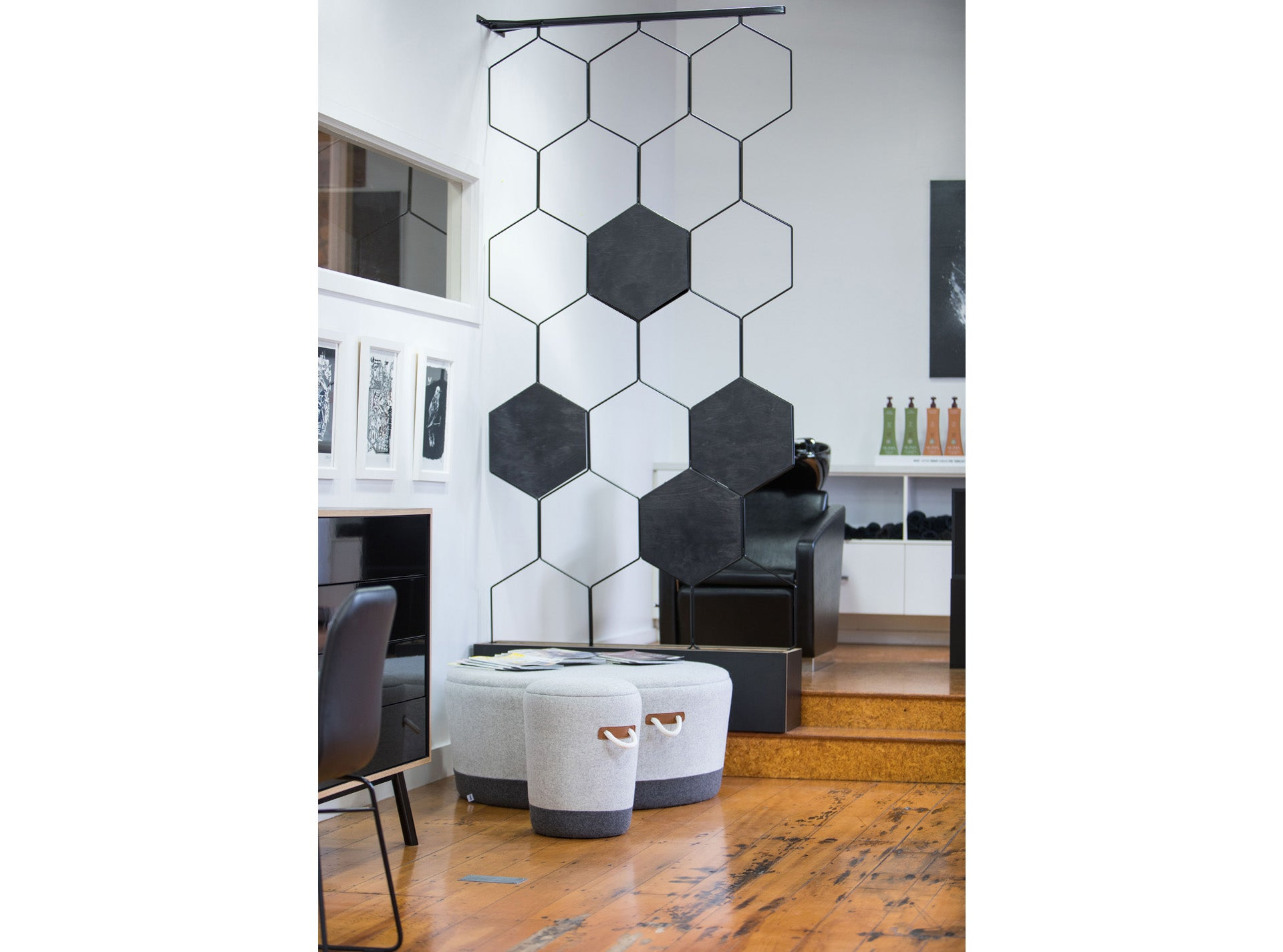 Incredible Hex Screen Room Divider Tim Webber Design Download Free Architecture Designs Viewormadebymaigaardcom