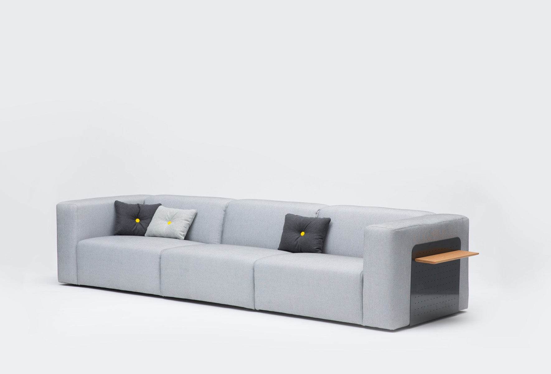 Series Sofa Side Shelf