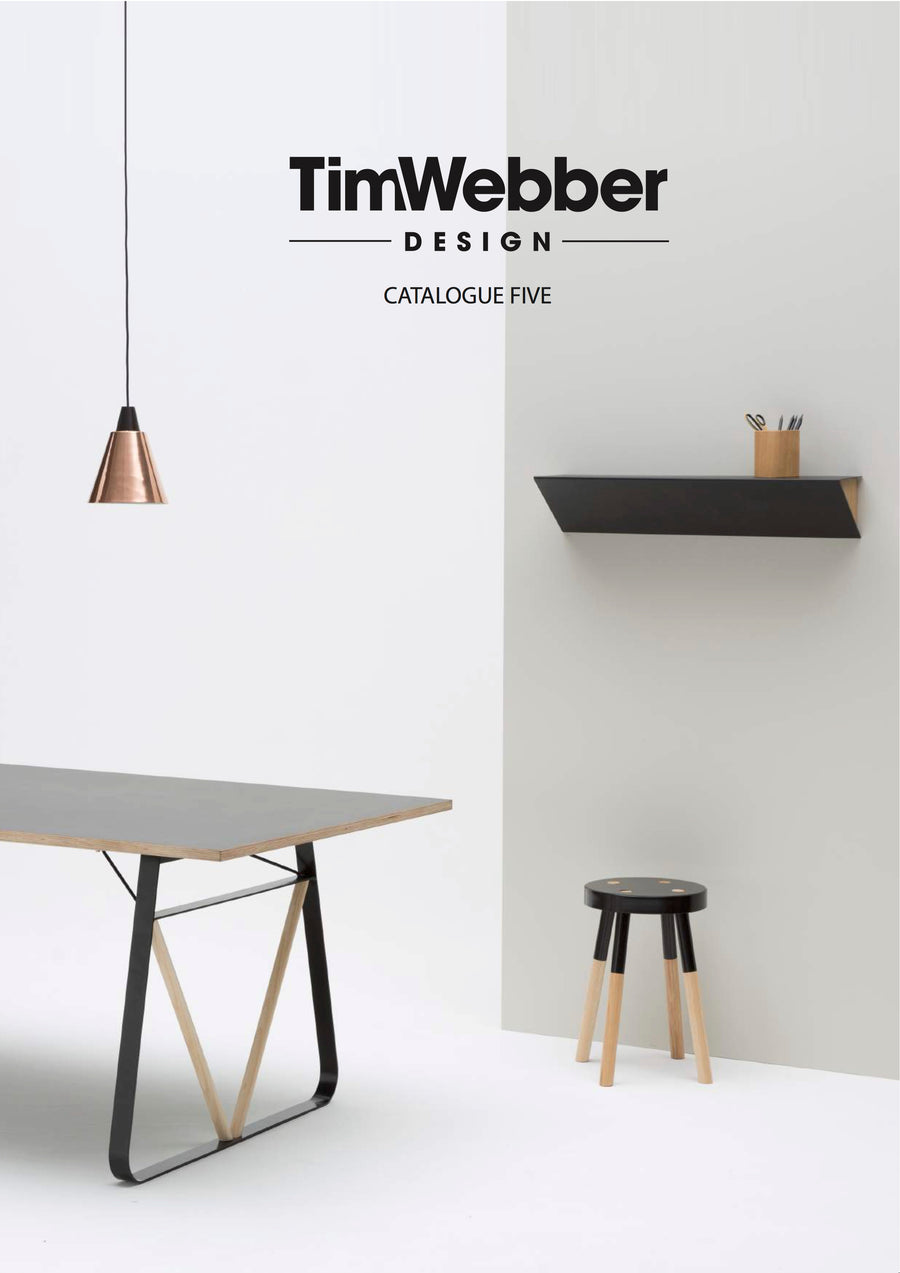 Tim Weber Design - Catalogue Five