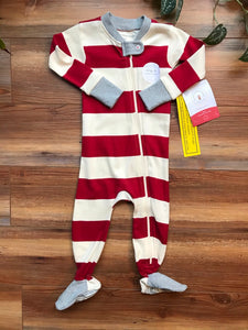 Burt's Bees Stripe Sleeper