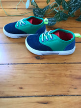 Load image into Gallery viewer, Carter's Multi Color Tennies