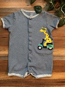 Carter's Shorty Romper