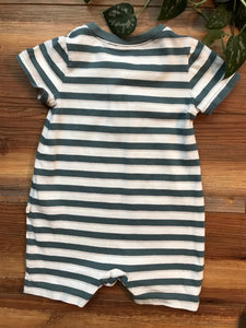 Baby Gap Stripe Shorty Romper