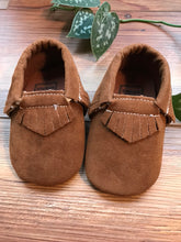 Load image into Gallery viewer, Romirus Brown Moccasin