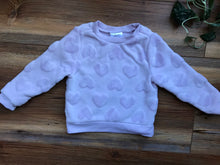 Load image into Gallery viewer, Falls Creek Plush Heart Sweater