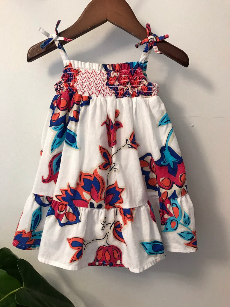 Old Navy Floral Sun Dress