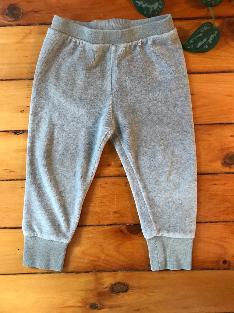 Baby Gap Velour Sweat Pants