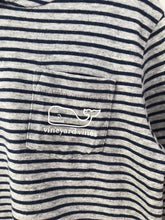 Load image into Gallery viewer, Vineyard Vines Hooded Long Sleeve Tee