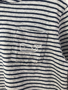 Vineyard Vines Hooded Long Sleeve Tee