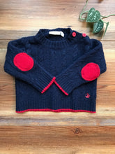 Load image into Gallery viewer, JoJo Maman Bebe Cable Knit Sweater