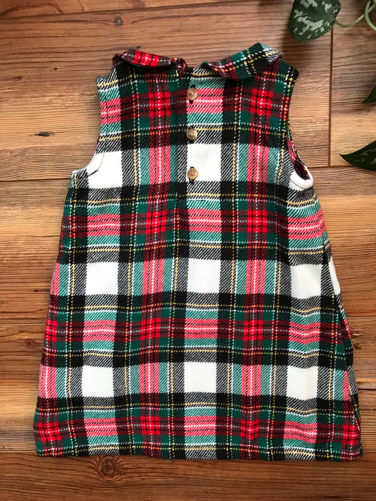 Carter's Plaid Dress