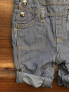 Baby Boden Stripe Overall