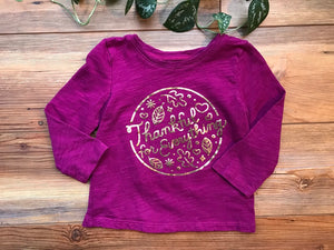 Jumping Beans Thankful Tee