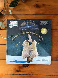 On the Night You Were Born Book and CD Set