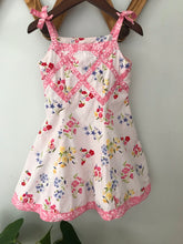 Load image into Gallery viewer, Gymboree Floral Strappy Dress