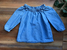 Load image into Gallery viewer, Old Navy Chambray Top