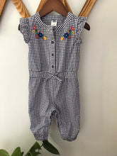 Load image into Gallery viewer, Old Navy Gingham Jumpsuit