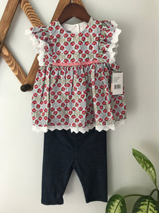 Pippa and Julie Floral Set