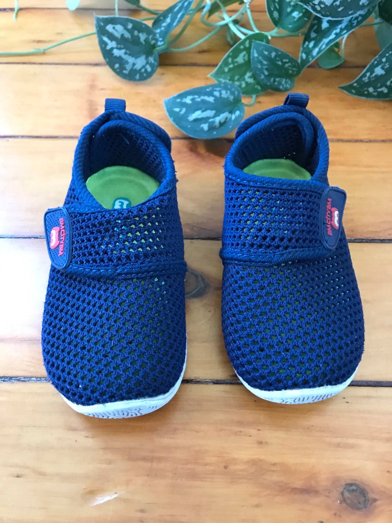 BM City Respiratory System Mesh Shoes