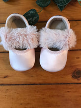 Load image into Gallery viewer, Ugg Fluff Satin Ballet Slippers