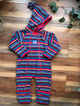 Load image into Gallery viewer, JoJo Maman Bebe Polarfleece Snowsuit